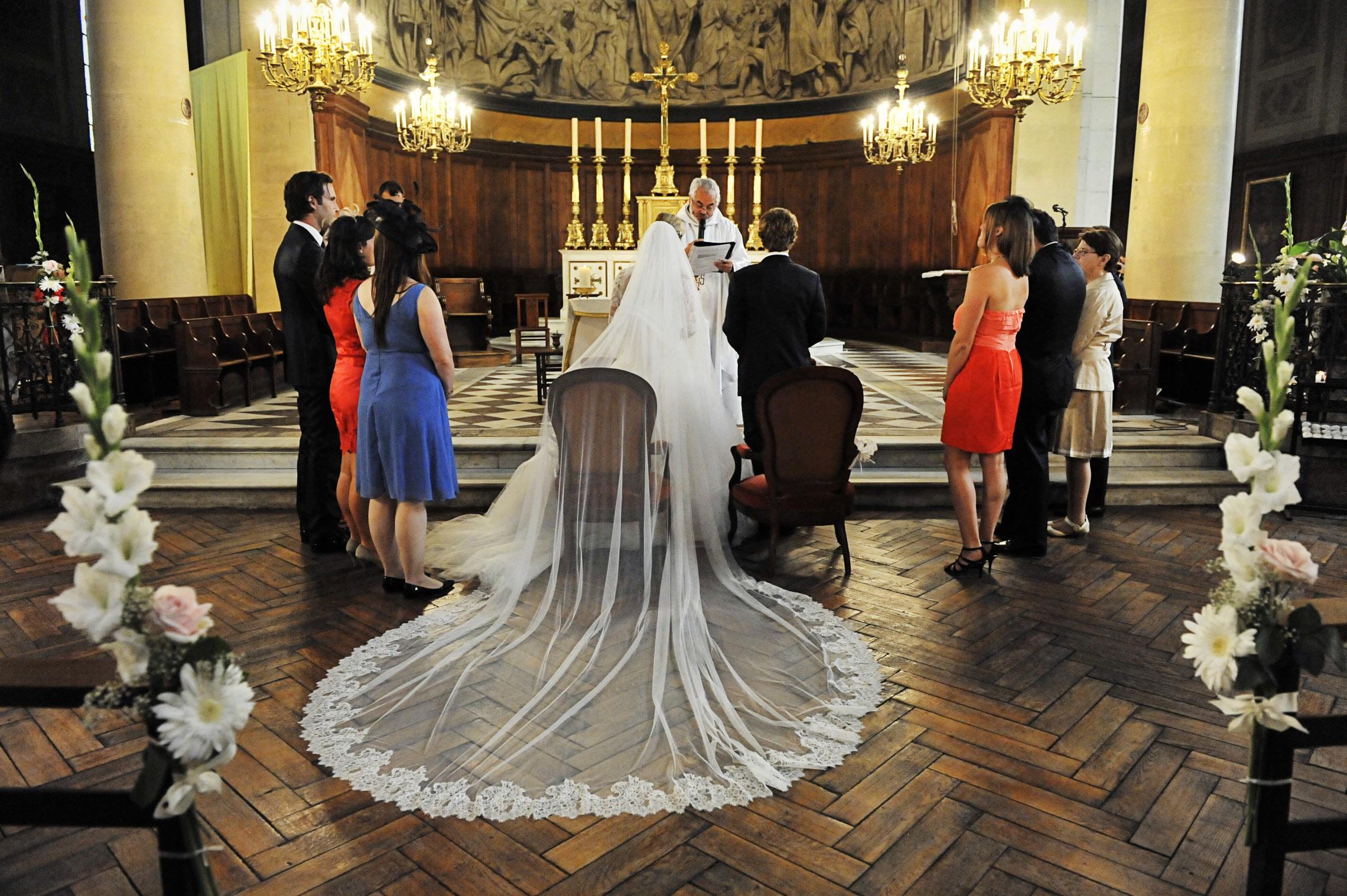 mariage chretien la benediction sur un site top chrétien